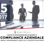 Privacy, Responsabilità Enti e Antitrust
